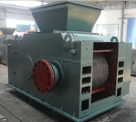 型煤压球机功率对产量的影响