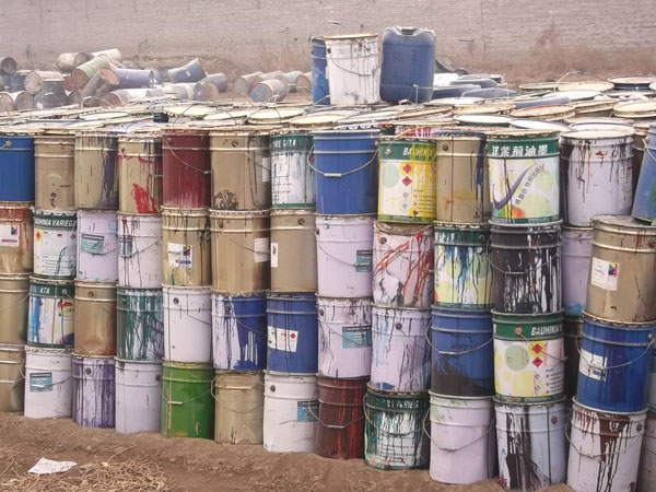 油墨 油漆 胶印油墨高价回收15831059121