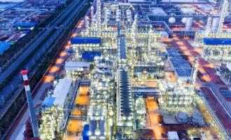 海能达助力世界最大煤制烯烃项目正式投产
