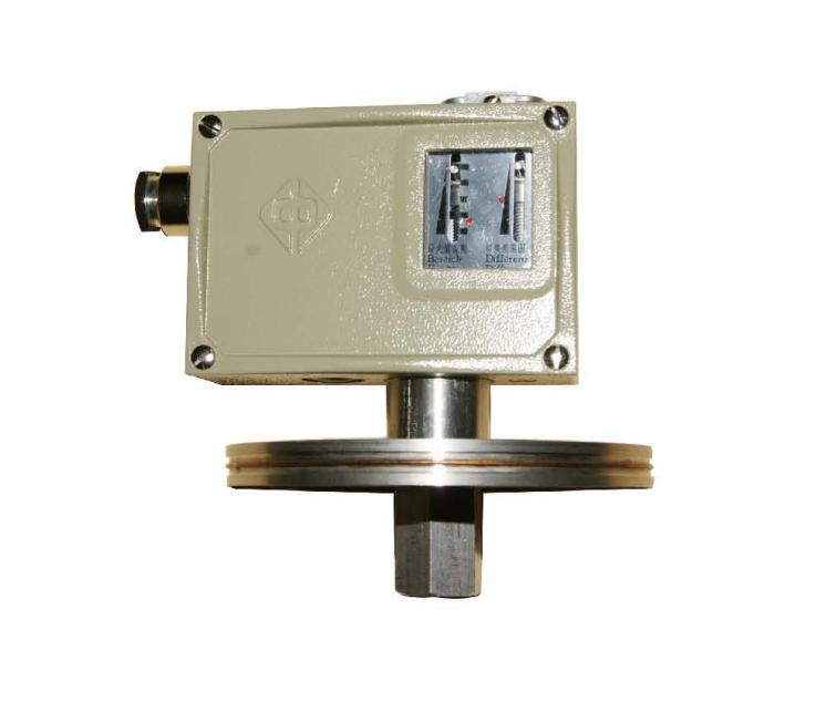 D501/7D压力控制器 上海中和自动化仪表有限公司