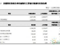 """三桶油""""上半年日赚4.97亿 中石化净利独自""""缩水"""