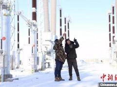 内蒙古锡林郭勒盟500千伏输变电工程投运