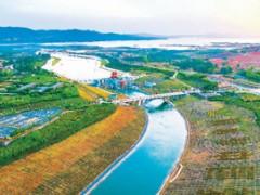 南水北调东中线6年调水超394亿立方米