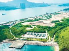 开拓水源 香港着手海水淡化